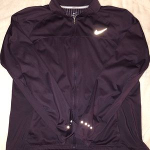 Dark purple extra large Nike jacket!